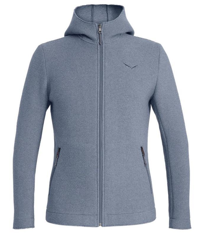 Jacke Salewa Sarner 2L Wool FULL ZIP HOODY 26162 0310