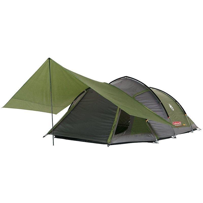 Zelt 1 Stange : Zelt vordach coleman tarp gamisport