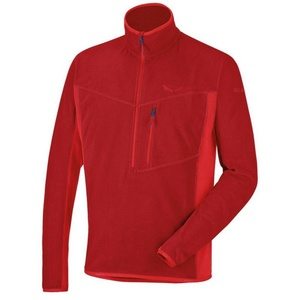 Jacke Salewa Puez PLOSE FLEECE M HALF-ZIP 26169-1581, Salewa