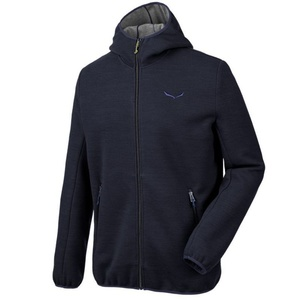 Jacke Salewa wollen LIGHT WO M FULL-ZIP HOODY 26737-3980, Salewa