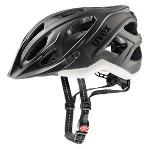 Helm Uvex CITY S Black-White, Uvex