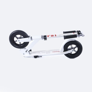 Faltbarer Scooter Spokey APIS aufblasbar Wheels 200 mm, Spokey