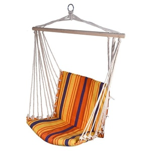 Schaukel Netz  sitzung Cattara Hammock Chair rot-orange, Cattara