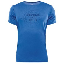 Herren T-Shirt Devold Breeze Man Tee 180-281 250