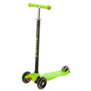 Scooter Maxi Micro Lemon green T