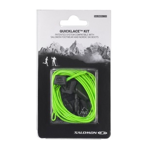 Schnürsenkel Salomon QUICKLACE KIT Green 326677, Salomon