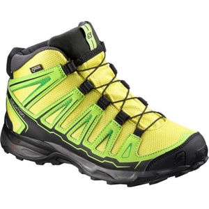 Schuhe Salomon X-ULTRA MID GTX J 379123, Salomon