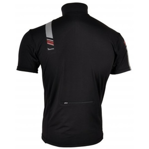 Herren Radsport Dress Silvini Maglia MD375 black