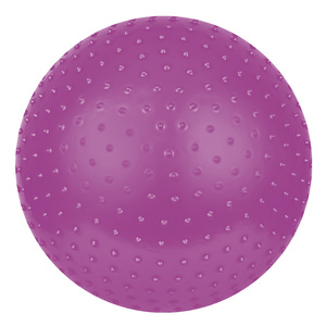 Gymnastic Massage Ball Spokey SAGGIO FIT rosa 65cm, Spokey