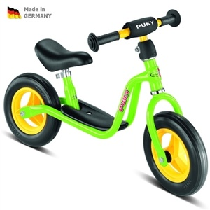 Rutscher PUKY Learner Bike Medium LR M Kiwi 4058, Puky