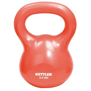 Kettle Ball Kettler 2,5kg 7370-064, Kettler
