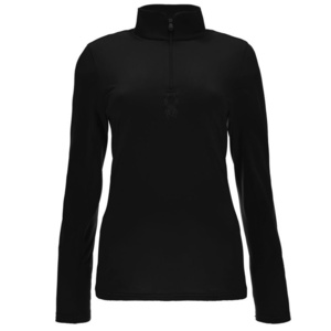 Rollkragen Spyder Women's Shimmer Bug Velour Fleece T-Neck 564716-001, Spyder