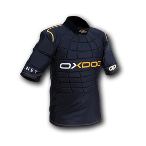 Torwart- Weste OXDOG BLOCKER GOALIE VEST schwarz/orange, Exel