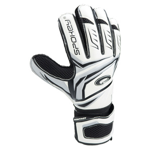Torwart Handschuhe Spokey CONTACT grey, Spokey