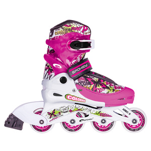 In-line Skates Spokey COLORADO Pink, Spokey