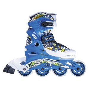 COLORADO In-line Skates blue, Spokey