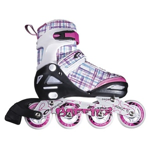 In-line Skates Spokey BAFFIES Pink, Spokey
