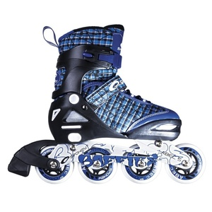 In-line Skates Spokey BAFFIES blue, Spokey