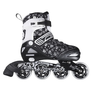 In-line Skates Spokey BAFFIES black, Spokey