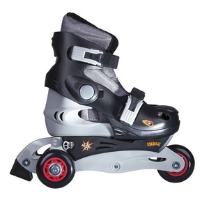 In-line Skates Spokey Anzünden black, Spokey