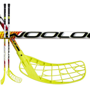 Floorball Stock WOOLOC WINNER 3.2 red 87 ROUND NB, Wooloc