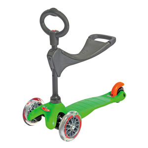 Scooter Mini Micro 3 in 1 green (green), Micro