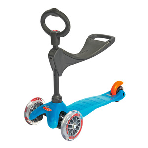 Scooter Mini Micro 3 in 1 türkis (aqua), Micro