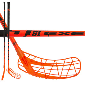 Floorball Stock EXEL SQUARE1 2.6 PC 103 SQUARE MB, Exel