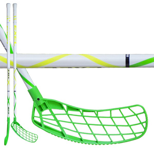 Floorball Stock EXEL HELIX 2.9 white 95 ROUND SB, Exel