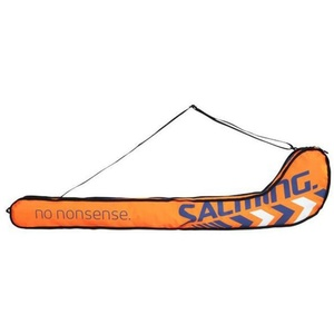 Bag Salming Tour Stickbag Senior navy blau/orange, Salming