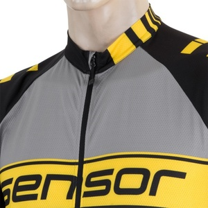 Herren Dress Sensor Team grau/gelb 16100020, Sensor