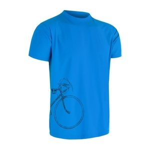 Herren T-Shirt Sensor PT Coolmax Fresh Tour blue 16100004, Sensor