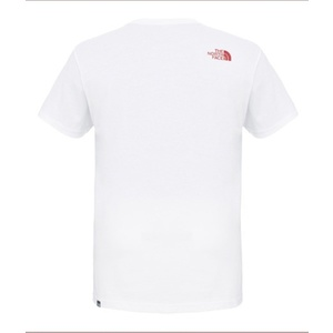 T-Shirt The North Face M SS LAND PEAK CD4CFN4, The North Face