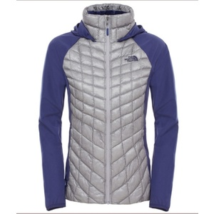 Jacke The North Face W THERMOBALL HYBRID HOODIE, The North Face