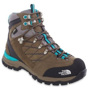 Schuhe The North Face W VERBER HIKE II GTX C556M6E, The North Face