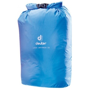 Wasserdichte Sack Deuter Light Drypack 15 coolblue (39272), Deuter