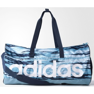 Tasche adidas Women Linear Performance Teambag M Graphic AY5231, adidas