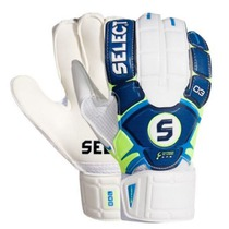 Torwart Handschuhe Select 03 Youth blue white, Select