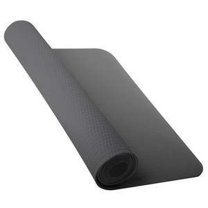 Unterlage  Yoga Nike Fundamental Yoga Mat 3mm ANTHRACITE / VOLTAGE GRÜN, Nike