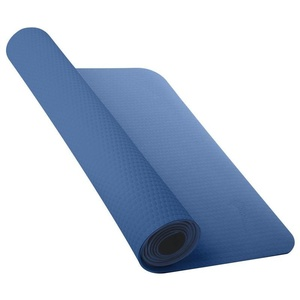 Unterlage  Yoga Nike Fundamental Yoga Mat 3mm CHALK BLUE / DEEP ROYAL BLAU, Nike