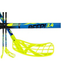 Floorball Stock Exel BEEP! 3.4 blue 75 ROUND SB ´16, Exel