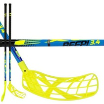 Floorball Stock Exel BEEP! 3.4 blue 92 ROUND SB ´16, Exel