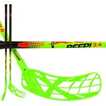 Floorball Stock Exel BEEP! 3.4 green 87 Round SB ´16, Exel