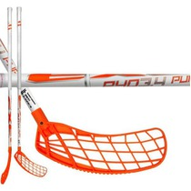 Floorball Stock Exel P40 3.4 white 87 ROUND SB '16, Exel