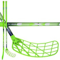 Floorball Stock Exel V40 2.6 green 101 Round SB '16, Exel