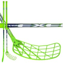 Floorball Stock V60 2.6 green 101 Oval MB '16, Exel