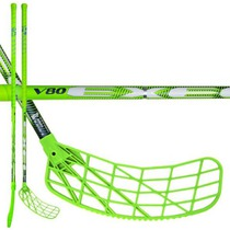 Floorball Stock V80 2.9 green 98 Round MB '16, Exel