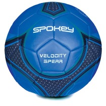 Fußball Ball Spokey VELOCITY SPEAR blau vel.5, Spokey