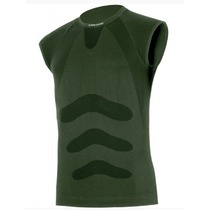 Herren Thermo Tank Top/Shirt Lasting Achile 6262 green, Lasting