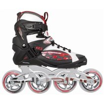 Skates Powerslide Phuzion D3 Man Red, Powerslide
